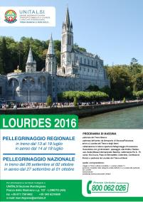Calendario Lourdes 2016